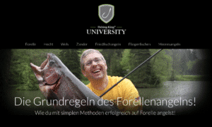 Michael Kahlstedt Fishing-King-University
