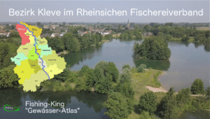 RhFV Gewässeratlas Fishing-King Kleve