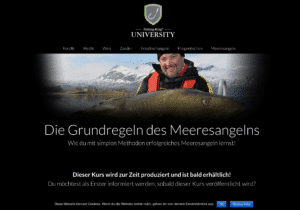 Angelschein Fishing-King-University