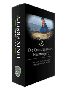 Fishing-King-University Hechtkurs Uli Beyer