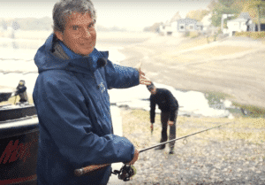 Uli Beyer Hecht Anhieb setzen Fishing-King